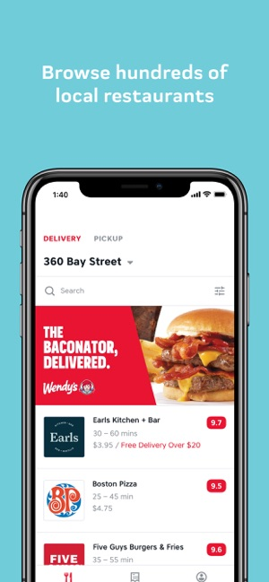 Food Delivery Mobile App Nulled