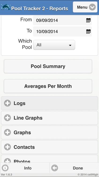 Pool Tracker 2