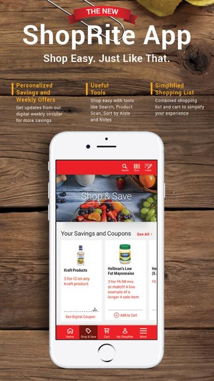 New ShopRite screenshot-4