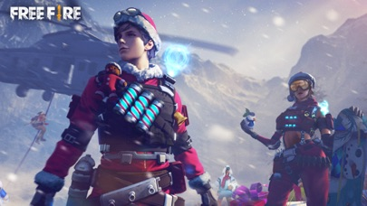 Screenshot for Garena Free Fire: Winterlands in Saudi Arabia App Store