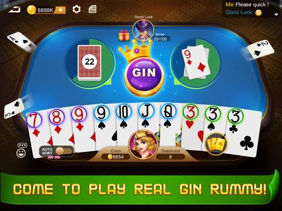 Gin Rummy !! screenshot 2