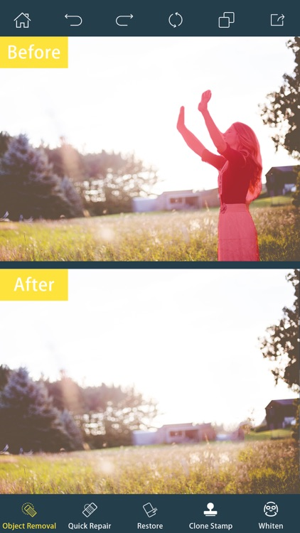 Photo Retouch- Blemish Remover screenshot-9