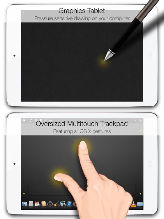Mobile Mouse - iPad Edition screenshot-3