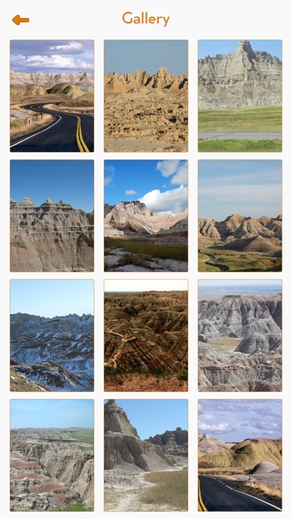 Badlands National Park Guide screenshot-3