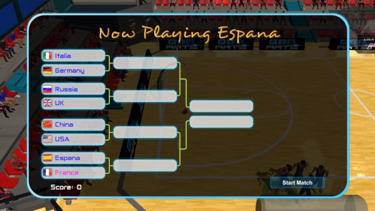 Slam & Dunk Basketball screenshot-3