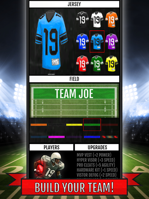 Ted Ginn: Kick Return-ipad-3