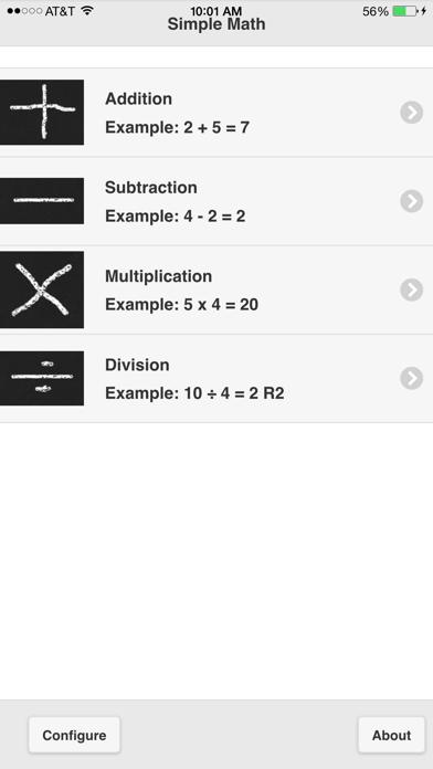 Simple Math Tutor