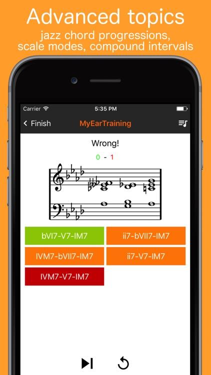 MyEarTraining - ear training screenshot-4
