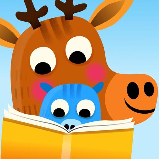 Caribu Kids Books & Coloring