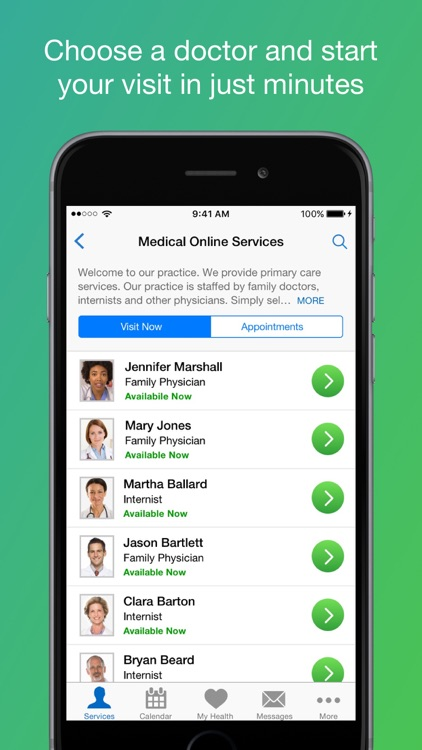 Amwell: Doctor Visits 24/7 screenshot-3