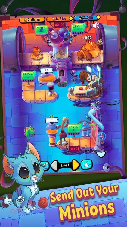 Monster Idle Factory screenshot-3