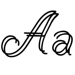 Bio Font-For Caption & Stories