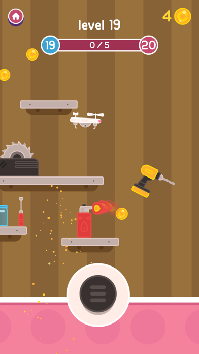 Messy Drone screenshot 4