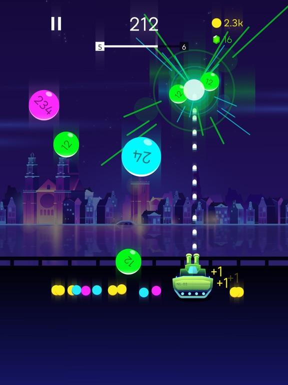 Blast Away: Ball Drop! screenshot 8