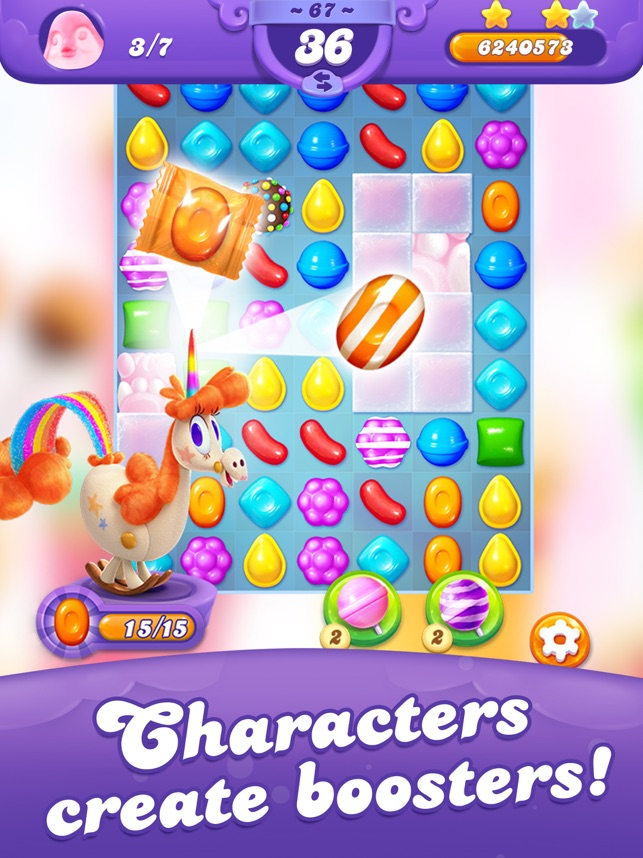 Candy Crush Friends Saga on the App Store