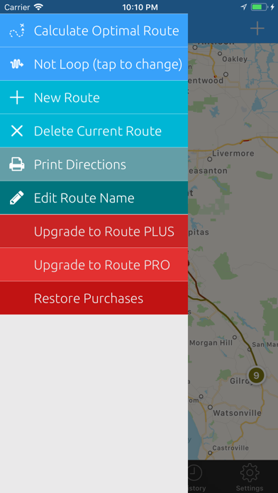 Route - Delivery Tracker Screenshot