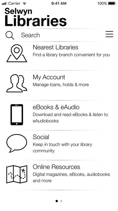 点击获取Selwyn Libraries