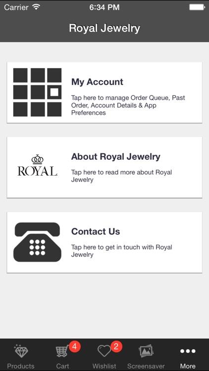 Royal Jewelry screenshot-4