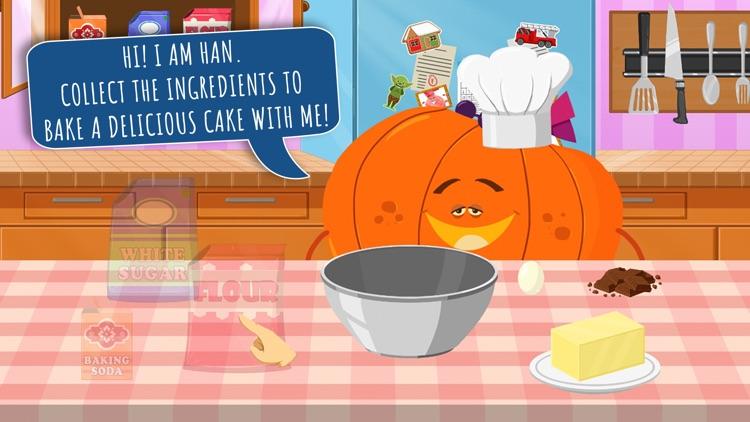 Fun Bakery - Fruits Vs Veggies