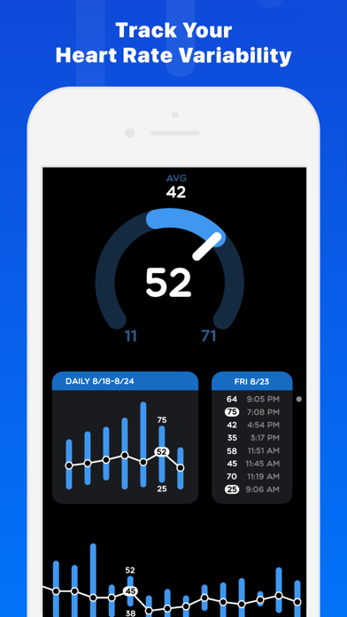 HRV Tracker for Watch