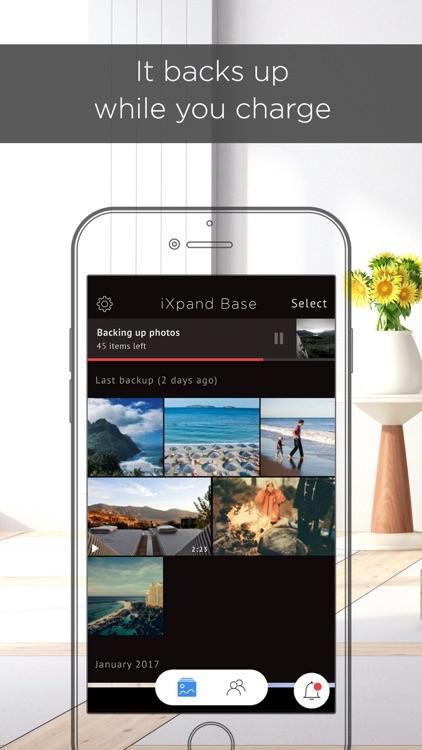 SanDisk iXpand™ Base