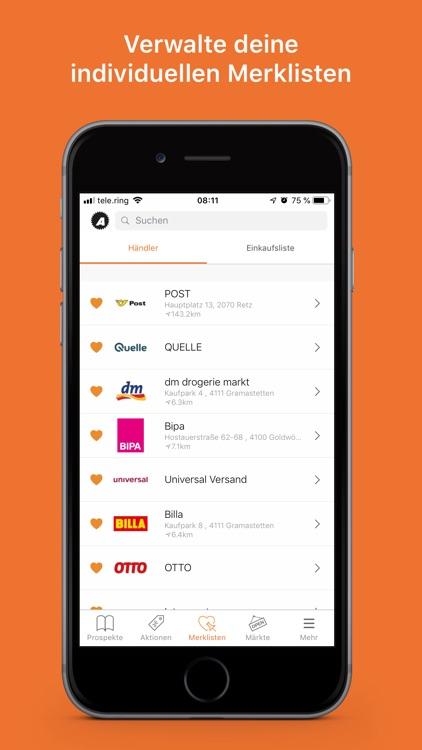 Aktionsfinder - Flugblatt App screenshot-4