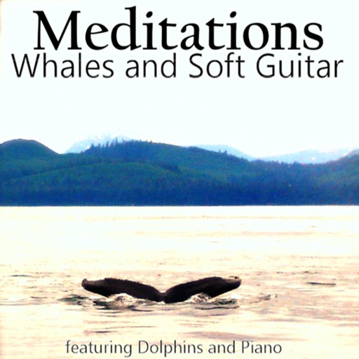 Meditations Whales Soft Guitar icon