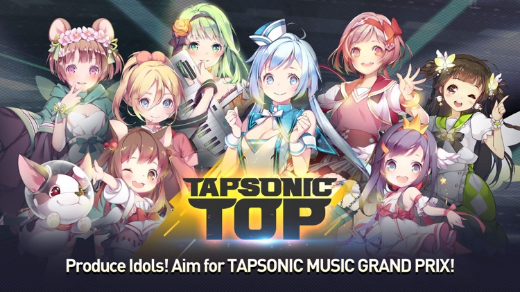 TAPSONIC TOP - Music Game screenshot-0