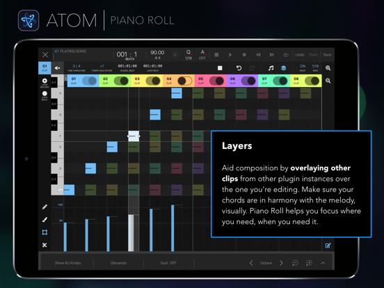Atom | Piano Rollのおすすめ画像4