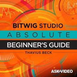 Beginner's Guide For Bitwig 2