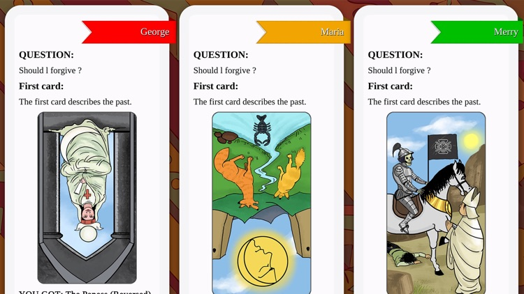 Tarot Readings Premium screenshot-8