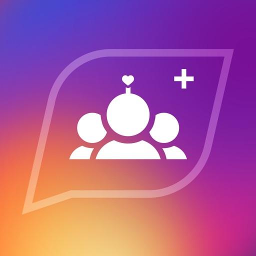Likes+ AITags for Instagram iOS App