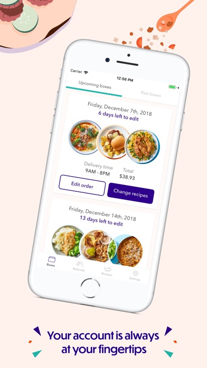 Dinnerly: Meal Kit screenshot-3