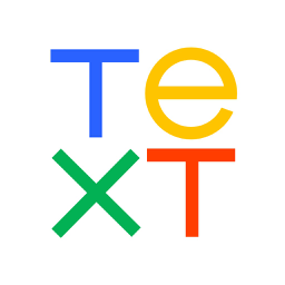 Ícone do app Text Only For Instagram
