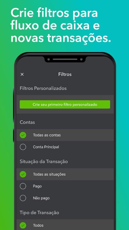 QuickBooks ZeroPaper: Finanças screenshot-7