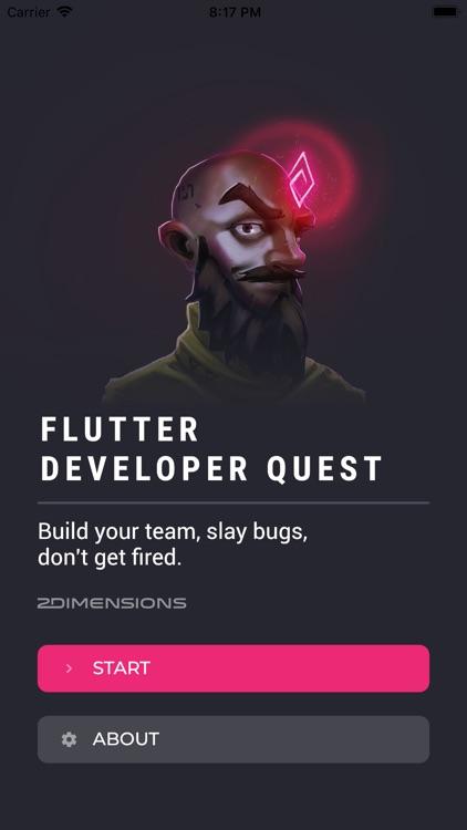 Flutter Developer Quest