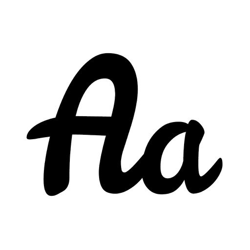 Fonts for iPhones + : Fonts+