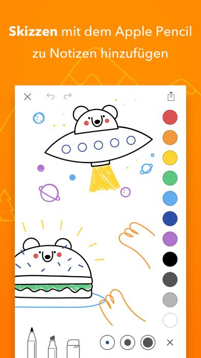 Bear - Private NotizenScreenshot von 6