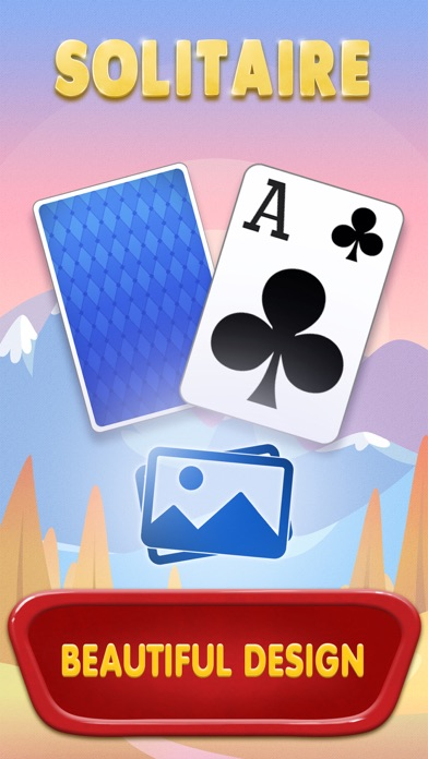 Solitaire - The Classic Look screenshot 2