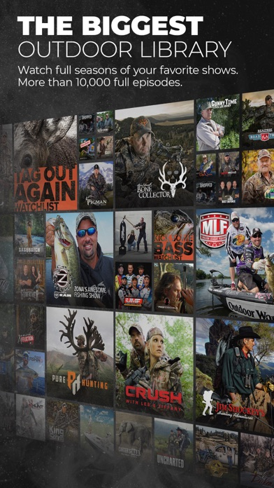 MyOutdoorTV: Hunt, Fish, Shoot Screenshot