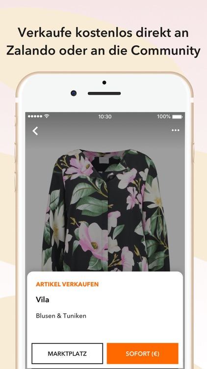 Zalando Wardrobe screenshot-2