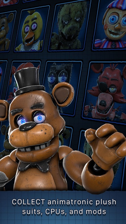 Five Nights at Freddy's AR screenshot-3
