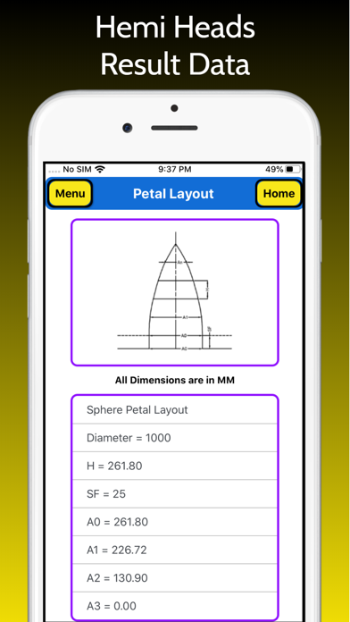 Petal Layout screenshot 8