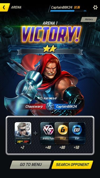 MARVEL Battle Lines screenshot-6