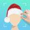 App Icon for Santa Hats 2 App in Colombia IOS App Store