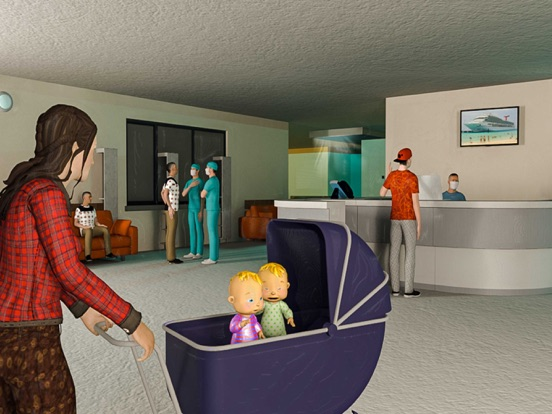 Virtual Mom - Dream Family Sim screenshot 6