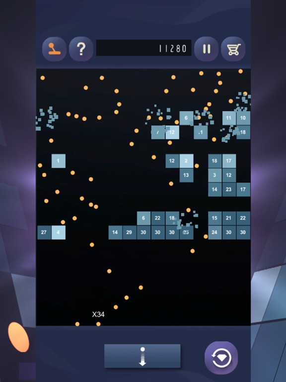 Bricks Breaker Shooting screenshot 14