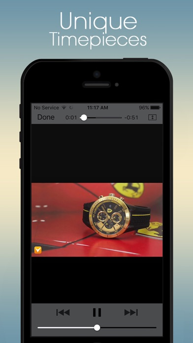 MyVApp: Video Shopping App screenshot three