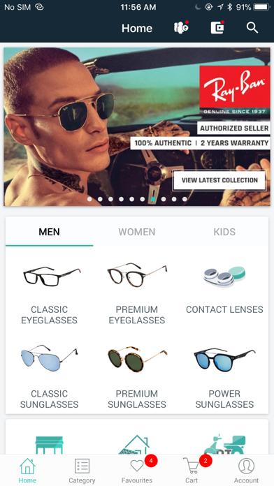7e5814b2b58c Lenskart: Eyewear Shopping App - Revenue & Download estimates ...