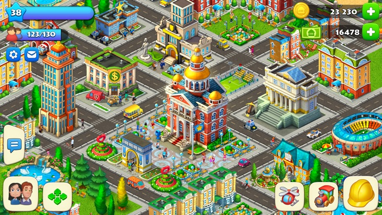Township: Farm & City Building screenshot-5